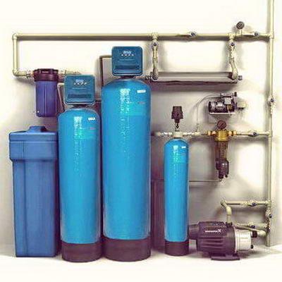 Подбор и монтаж систем фильтрациии воды